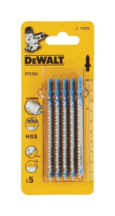 Пилки для лобзика Dewalt Dt2163-qz