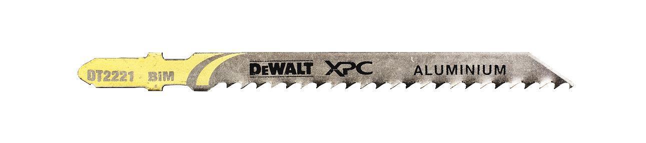 Пилки для лобзика Dewalt Dt2221-qz пилки для лобзика по ламинату для прямых пропилов практика t101aif 3 30 мм 2 шт