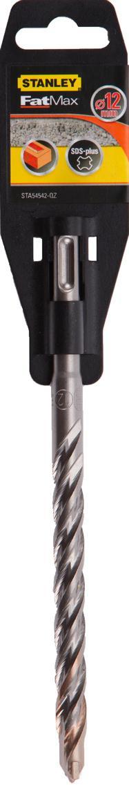 Бур Stanley Sta54542-qz провод polyurethane enameled wire qz 1 130 0 21 x500m pc 0 21 mm qz 1 130