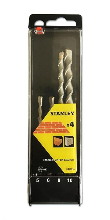 Набор буров Stanley Sta56012-qz