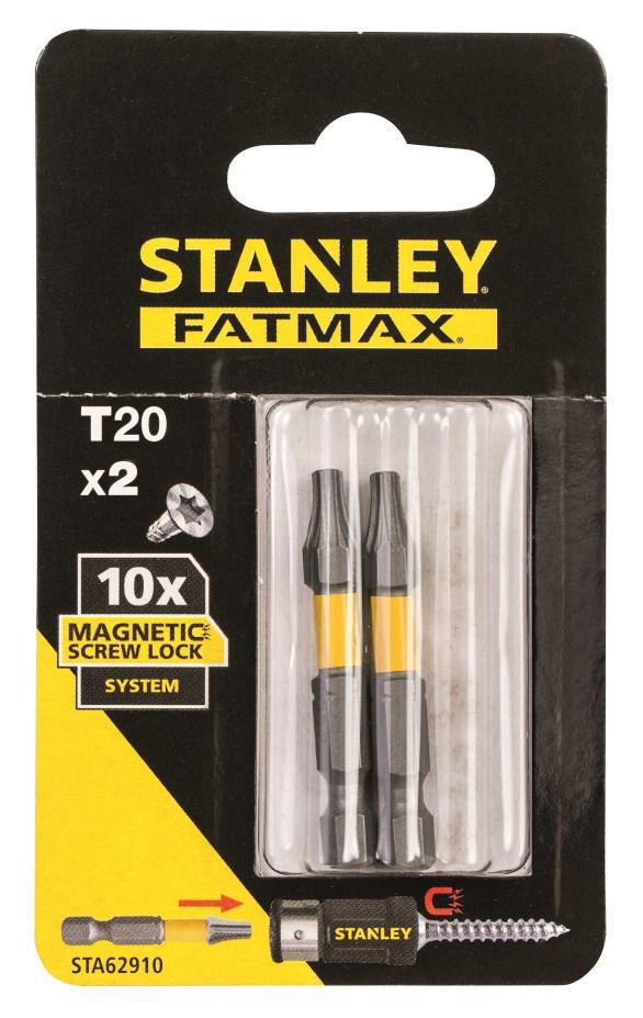 Набор бит Stanley Sta62910-xj цена