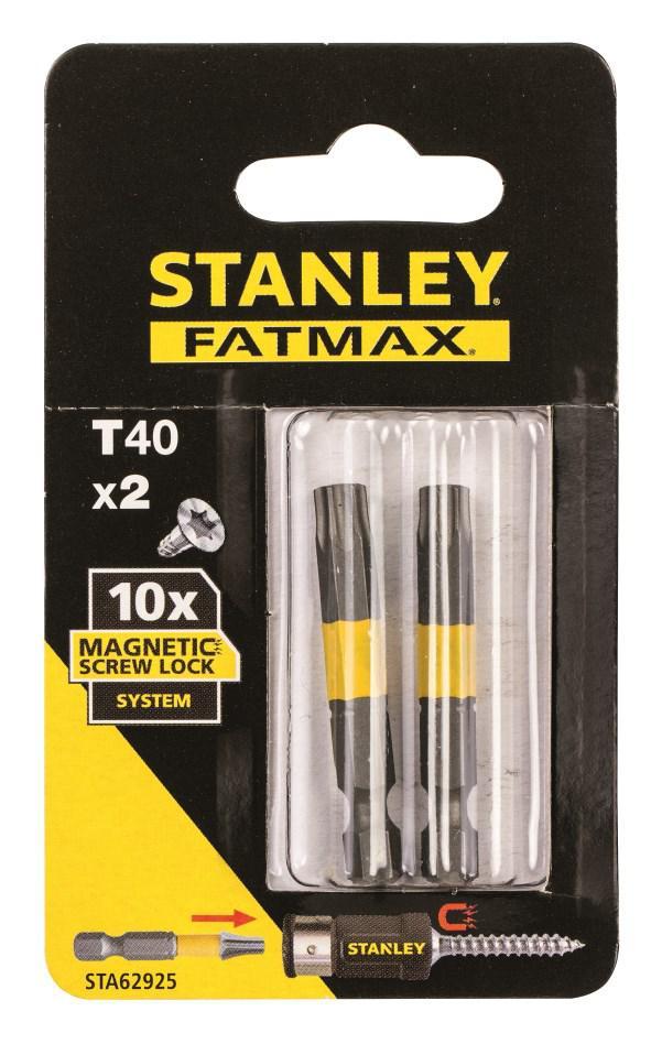 Набор бит Stanley Sta62925-xj цена