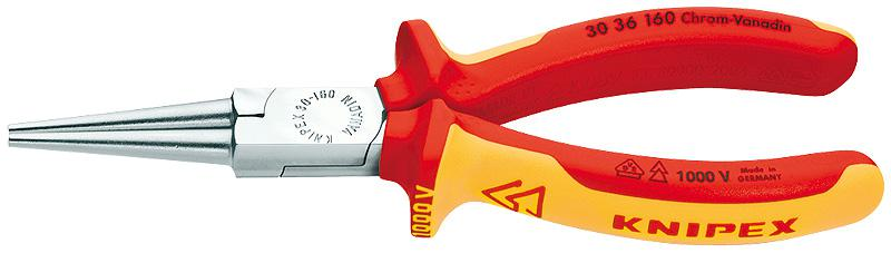Утконосы Knipex Kn-3036160 длинногубцы с резцом knipex kn 2502140