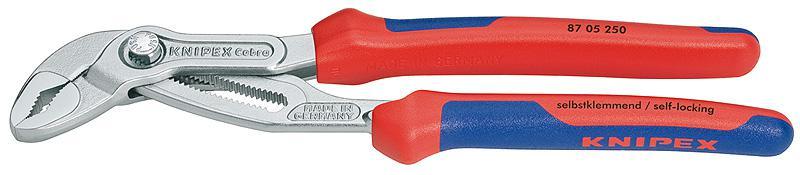 Ключ трубный переставной Knipex Kn-8705300 трубный ключ knipex kn 8330020