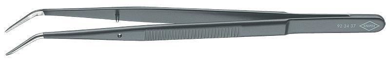 Пинцет Knipex Kn-923437 прецизионный пинцет knipex kn 922235