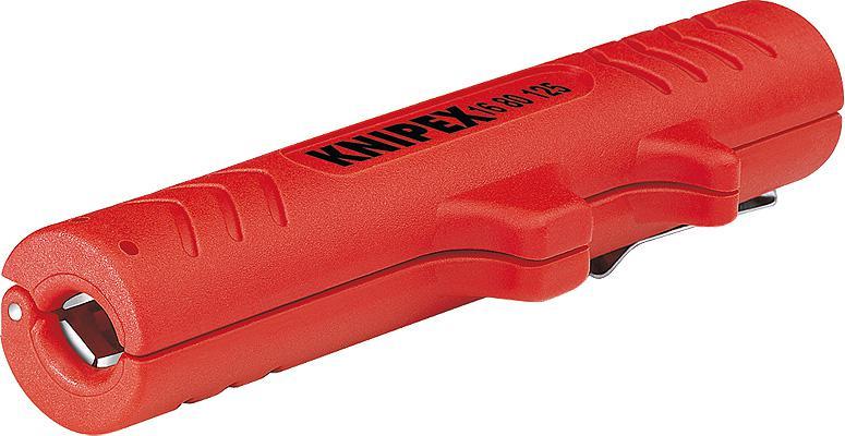 Стриппер Knipex Kn-1680125sb стриппер knipex kn 1221180