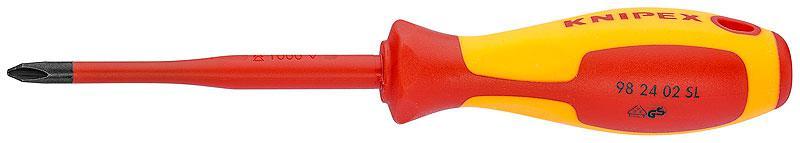 Отвертка Knipex Kn-982401sl цена