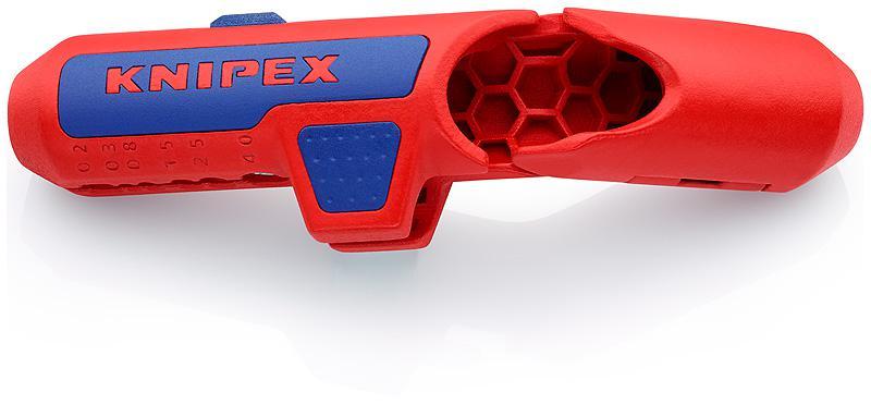Стриппер Knipex Kn-169501sb набор отверток knipex kn 002012v01