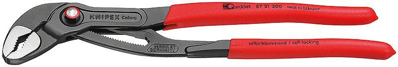 Ключ трубный переставной Knipex Kn-8721300  knipex kn 8310015 трубный ключ 90°