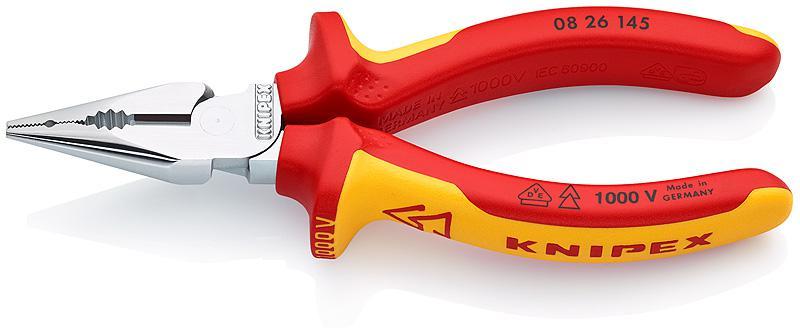 Пассатижи Knipex Kn-0826145 пассатижи knipex kn 0302160