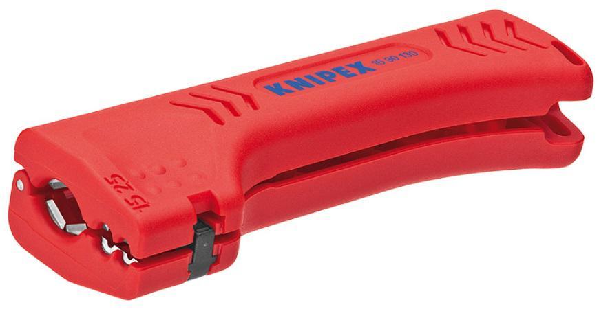 Стриппер Knipex Kn-1690130sb стриппер knipex kn 1221180