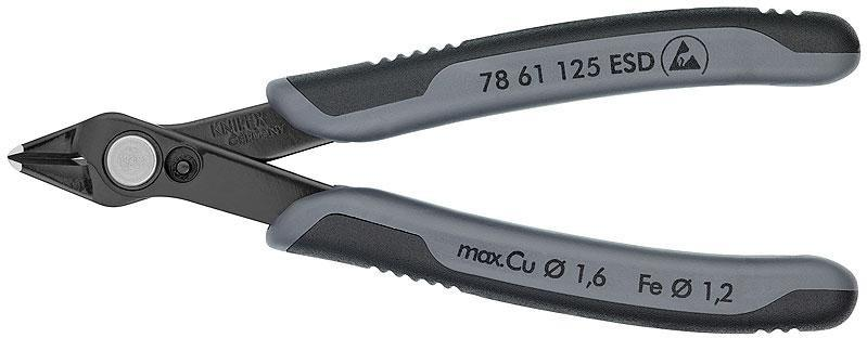 Бокорезы Knipex Kn-7861125esd цена