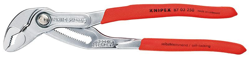 Ключ трубный переставной Knipex Kn-8703250 трубный ключ knipex kn 8330020