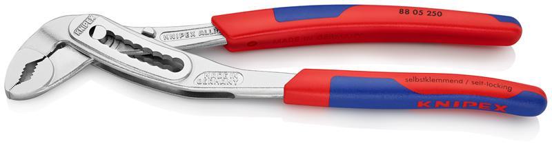Ключ трубный переставной Knipex Kn-8805250 переставной ключ knipex alligator kn 8805250