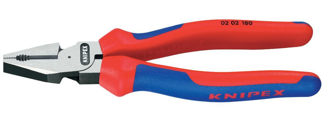 Плоскогубцы Knipex Kn-0202225 плоскогубцы телефониста knipex kn 2925160