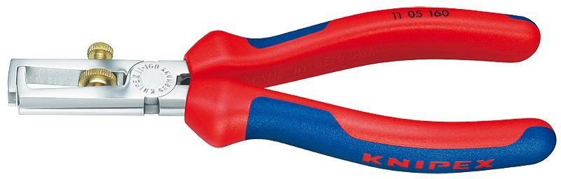Стриппер Knipex Kn-1105160 инструмент для снятия изоляции knipex kn 1105160
