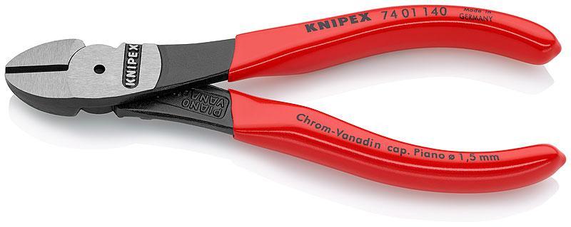 Кусачки Knipex Kn-7401140 боковые кусачки knipex kn 7405140