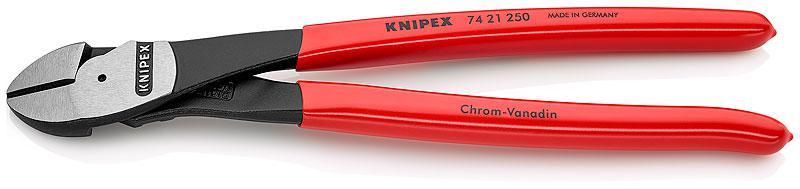 Кусачки Knipex Kn-7421250 кусачки усиленные truper 254 мм