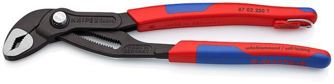 Ключ трубный переставной Knipex Kn-8702250t трубный ключ knipex kn 8330020