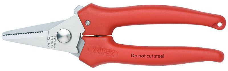 Ножницы Knipex Kn-9505140 электрические ножницы metabo kn 6875