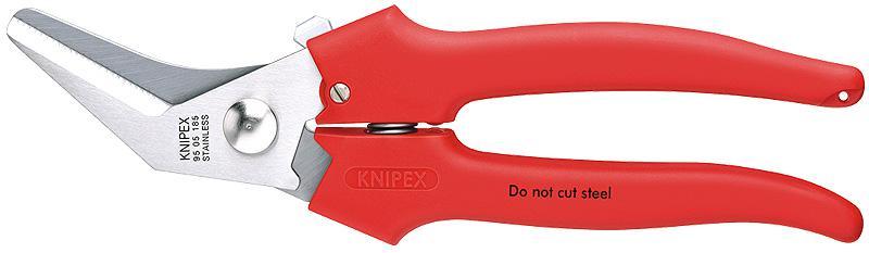 Ножницы Knipex Kn-9505185 электрические ножницы metabo kn 6875