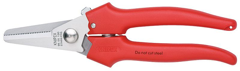 Ножницы Knipex Kn-9505190 ножницы knipex kn 9541165