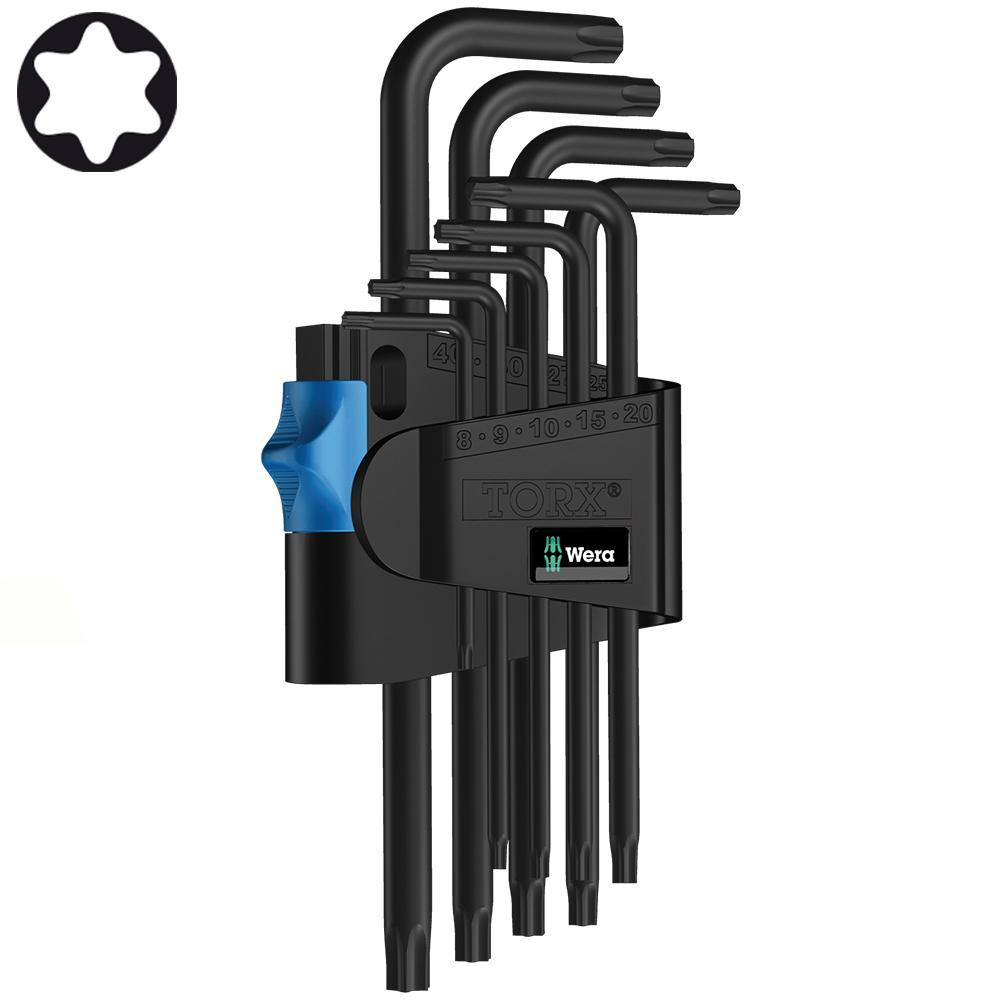 Набор Wera We-024244 набор шестигранных ключей wera набор we 021909