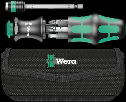 Набор бит Wera We-051021 набор бит wera we 134493