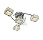 Люстра МАКСИСВЕТ Геометрия 1-1696-4-CR Y LED
