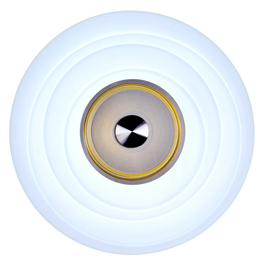 Люстра МАКСИСВЕТ Панель 1-7200-wh+cr y led люстра максисвет панель 1 7171 wh y led