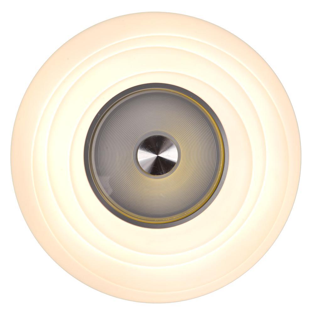 Люстра МАКСИСВЕТ Панель 1-7201-wh+cr y led люстра максисвет панель 1 7171 wh y led