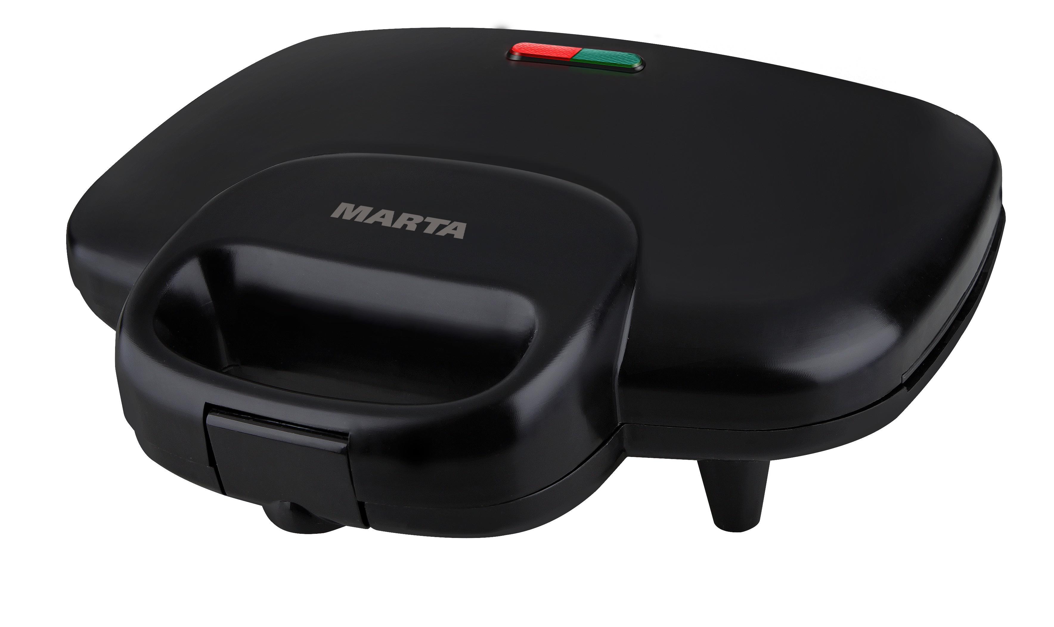 Бутербродница Marta Mt-1754 черный жемчуг