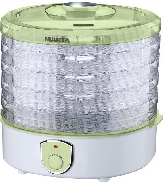 Сушилка для овощей Marta Mt-1950 светлая яшма