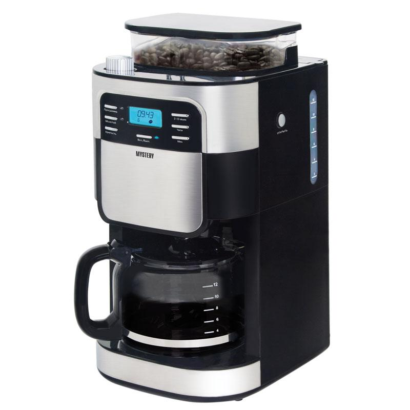 Кофеварка Mystery Mcb-5130 неспрессо кофемашины в москве