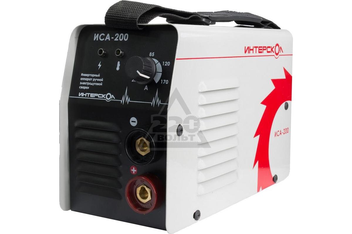 9d48ffc3374bb Сварочный аппарат ИНТЕРСКОЛ ИСА-200 (432.1.0.00) - купить, цена ...