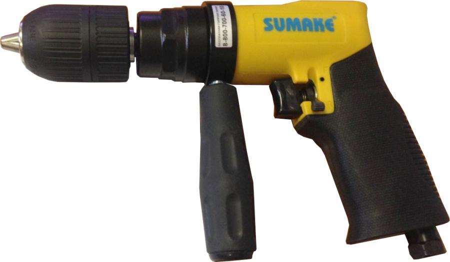 цена на Дрель пневматическая Sumake St-p4441ac