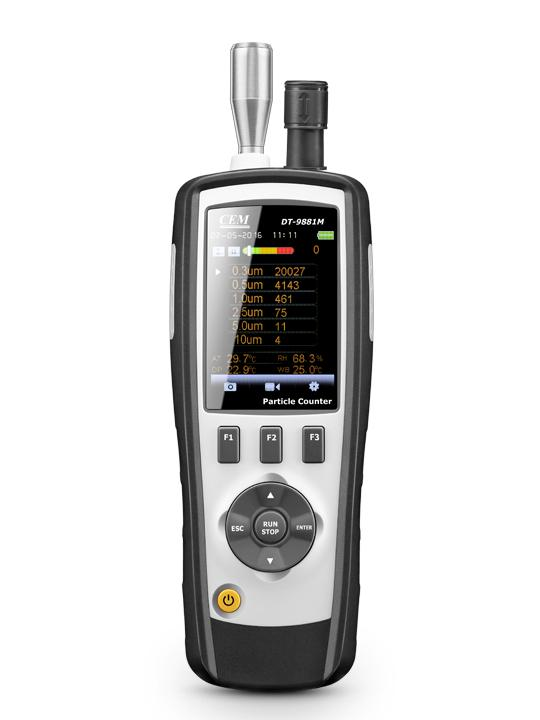 Прибор Cem Dt-9881М