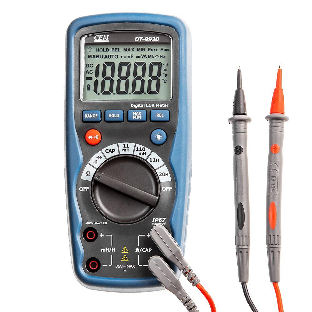 Измеритель Cem Dt-9930