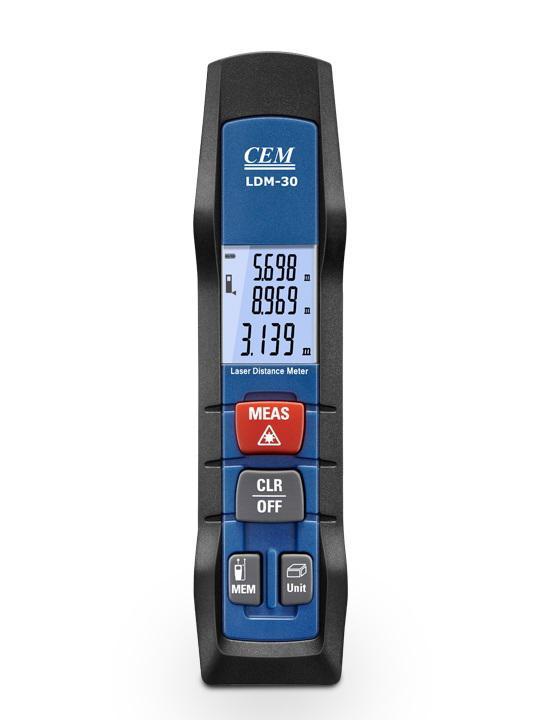 Фото - Дальномер Cem Ldm-30 cem ldm 40 40m electronic scale laser