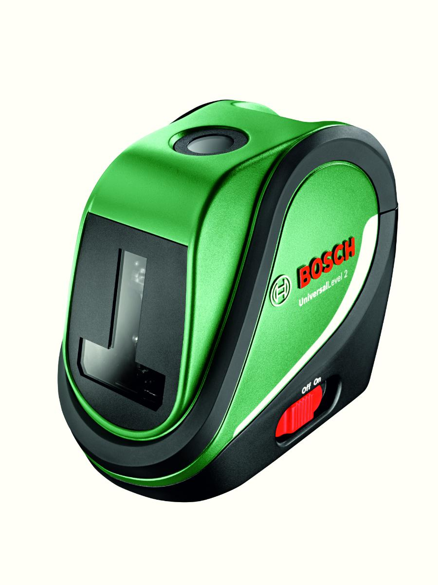 Уровень Bosch Universallevel 2 basic (0.603.663.800) нивелир bosch universallevel 2 0603663800