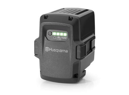 Аккумулятор HUSQVARNA 36В 2.6Ач Li-Ion (BLi100 9670918-01)