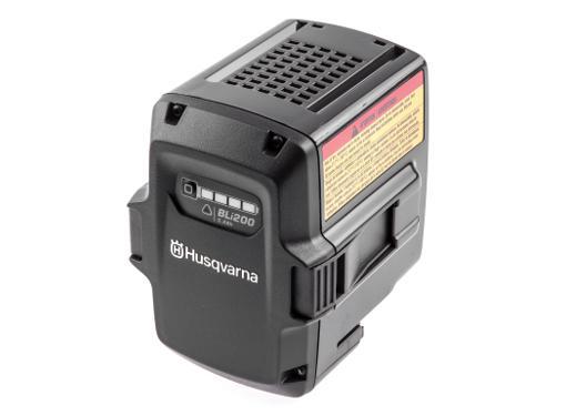Аккумулятор HUSQVARNA 36В 5.2Ач Li-Ion (BLi200 9670919-01)