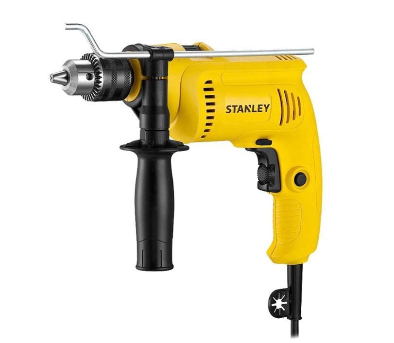 Дрель ударная Stanley Sdh600-ru