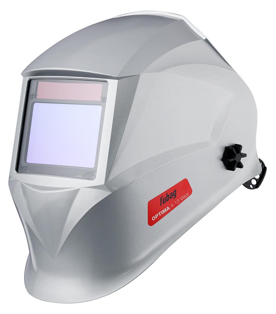 Маска Fubag Optima 4-13 visor сварочный аппарат fubag inmig 200 plus 38093 маска сварщика fubag optima 9 13