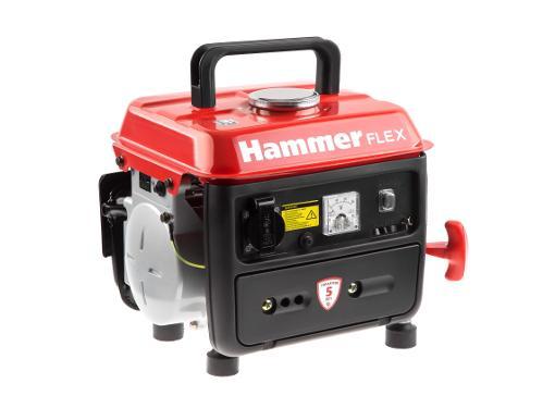 Бензиновый генератор HAMMER GN800