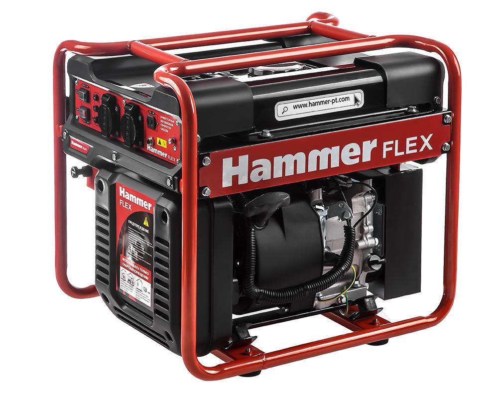 Инверторный бензиновый генератор Hammer Gn3200i