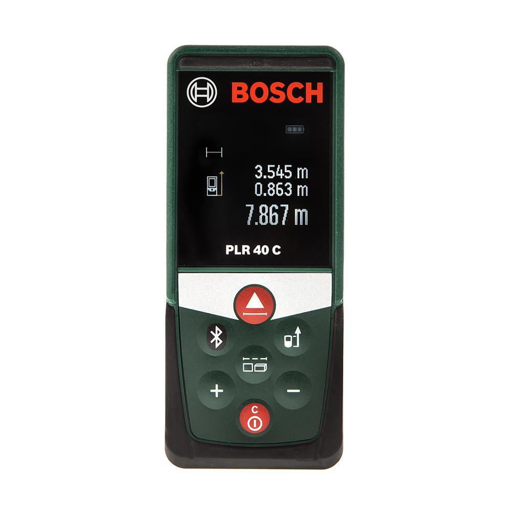 Дальномер Bosch Bosch plr 40 С (0.603.672.320) цена в Москве и Питере