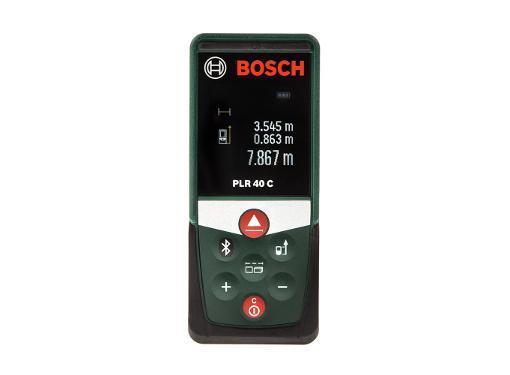 Лазерный дальномер BOSCH BOSCH PLR 40 С (0603672320)