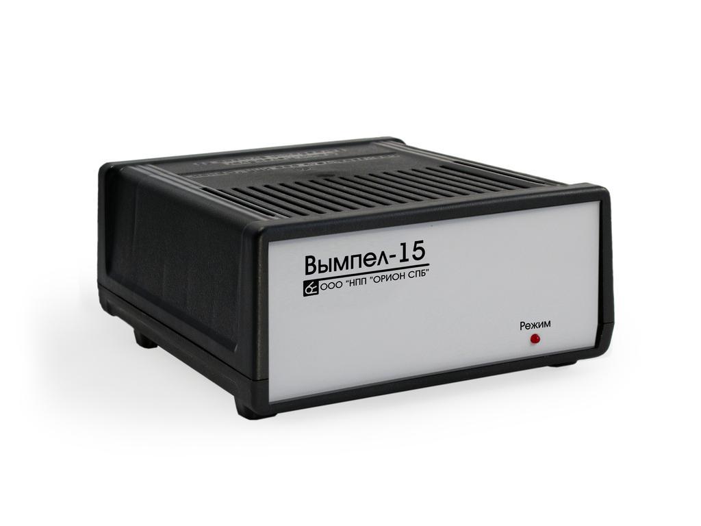 Зарядное устройство ОРИОН Вымпел-15 (2054) зарядное устройство орион 265