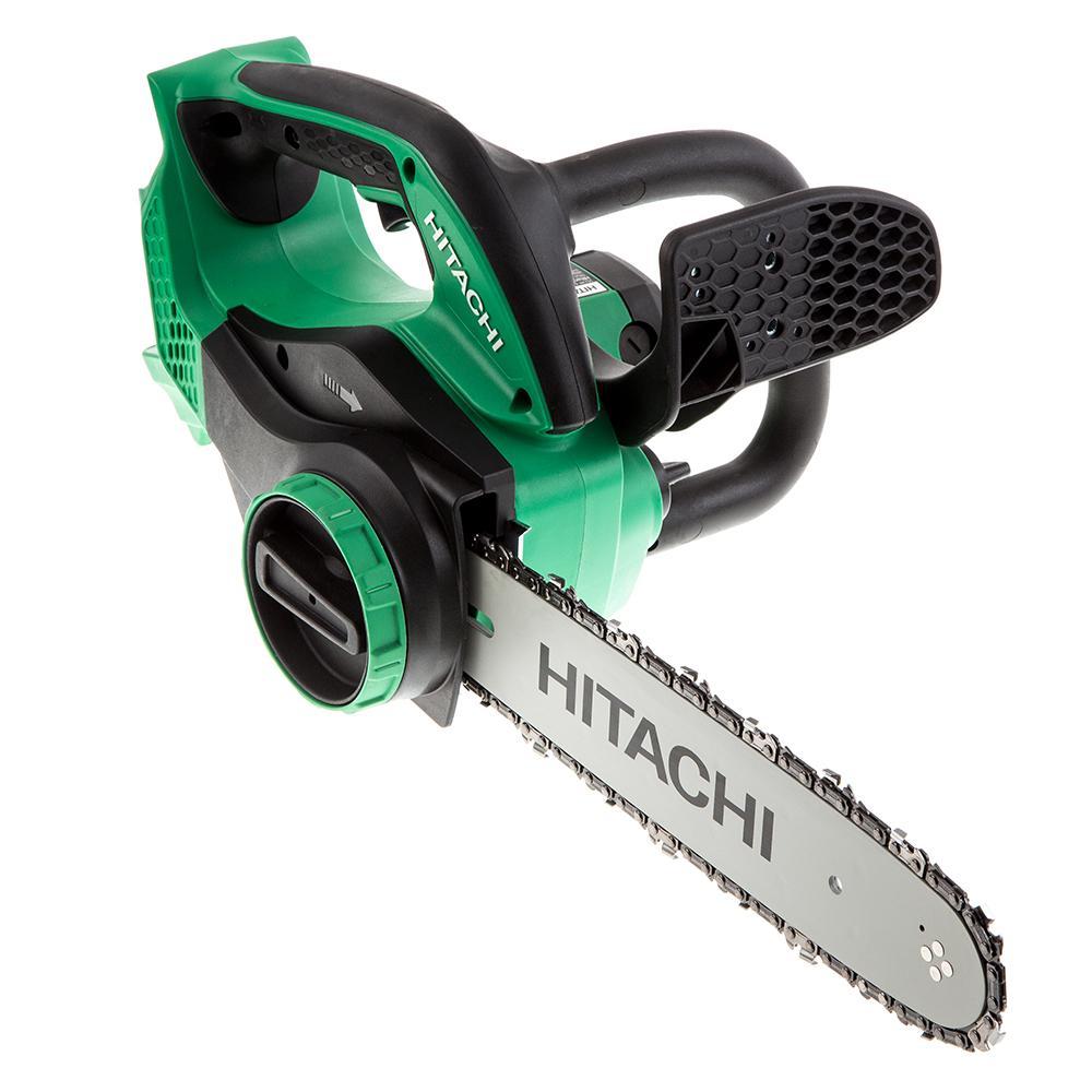 Пила цепная аккумуляторная Hitachi Cs36dlr4 БЕЗ АКК. И ЗУ
